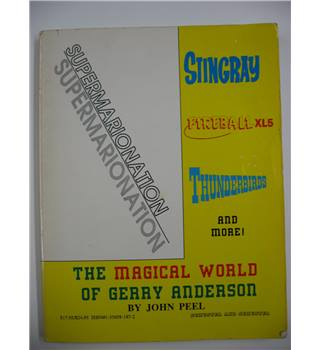 Supermarionation : The Magical World of Gerry Anderson
