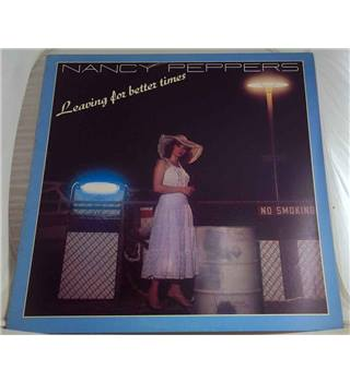 """Leaving For Better Times"" LP by Nancy Peppers - UAS 30183"