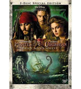 Pirates of the Caribbean - Dead man's chest 12