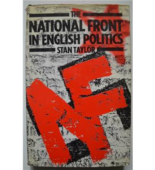 The National Front in English Politics