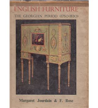 English Furniture - The Georgian Period (1750-1830)