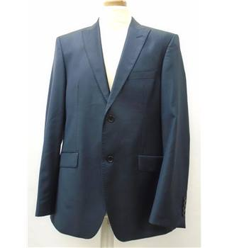 Daniel's - Size: 50 - Navy Blue - Jacket