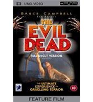 The Evil Dead [UMD Mini for PSP]