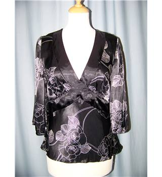 Dorothy Perkins - Size: 8 - Black - Blouse