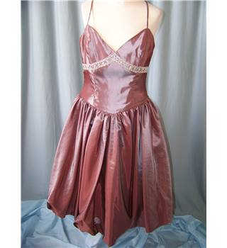 Stevie's Gowns (?) - Size: 14 - Pink - Evening dress