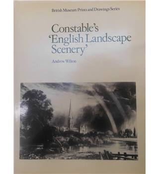 Constable's English Landscape Scenery (British Museum, prints and drawings series)