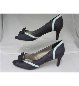 Jacques Vert shoes  size 5.5 , euro 38 Jacques Vert - Size: 5.5 - Purple - Heeled shoes