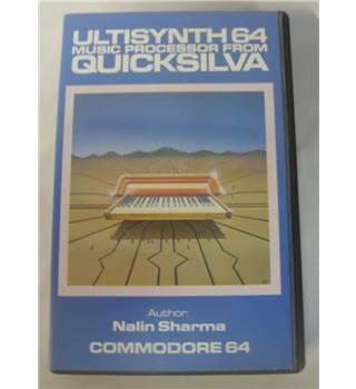 Ultisynth 64 Music Processor (Commodore 64)