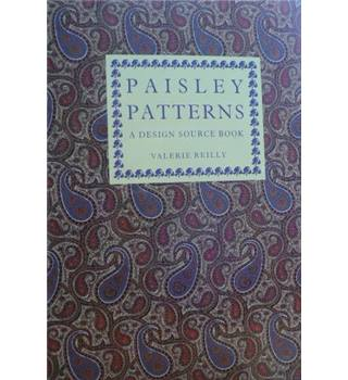 Paisley Patterns- A Design Source Book