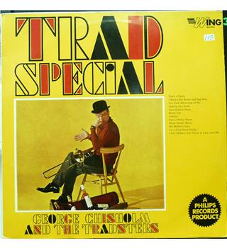 Trad Special - George Chisholm & The Tradsters - WL 1043