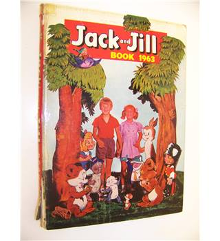 Jack and Jill book 1963