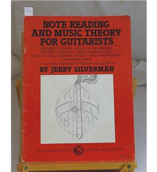 Note Reading and Music Theory for Guitarists
