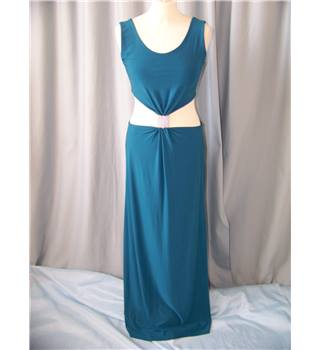 miss blushhh - Size: 12 - Blue - Long dress