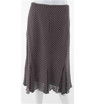 Boden Size 12 Brown Skirt