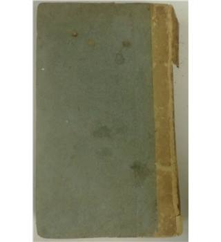 The Secret History of the Green Room Vol 2 - London. Printed for H. D. Symmonds - 1793 - HardBack