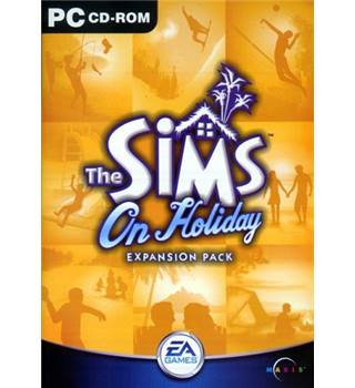 The Sims On Holiday. PC