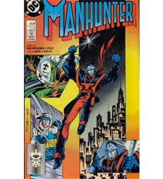 'Manhunter' Issues 1-8