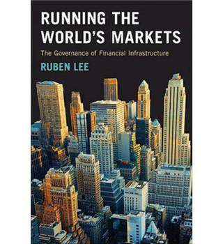 Running the world's markets- First Edition, First Printing