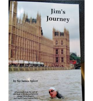 Jim's Journey. Signed by Author