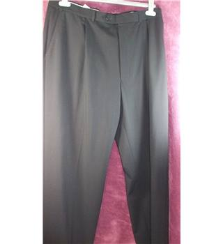 "M&S tailoring size 40"" trousers for men M&S Marks & Spencer - Size: 40"" - Blue - Trousers"