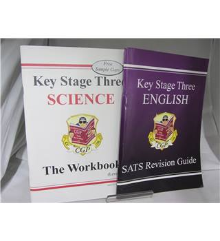 Key stage three CGP BOOKS