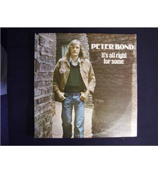 It's all right for some Peter Bond - LER 2108