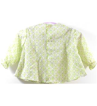 Harrods - Size: 6-9 months - Green - Long Sleeved Top