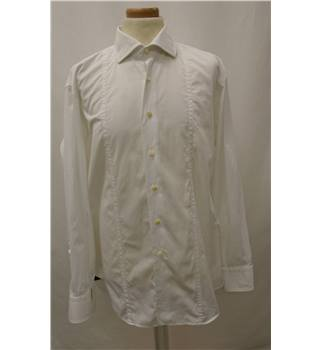 Billionaire Italian Couture - Size: XXL - White - Long sleeved