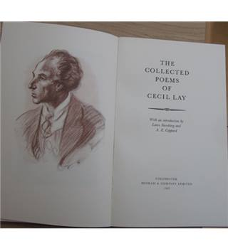 The Collected Poems of Cecil Lay