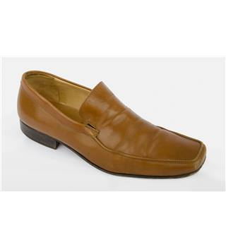 Hudson - Size: 10.5 - Brown - Loafers