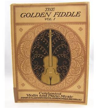 The Golden Fiddle  Vol  I    Oxfam GB   Oxfam's Online Shop