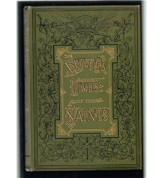 Butler's Lives of The Saints - Volume 1