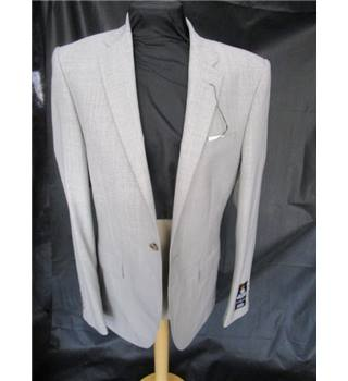 Marks and Spencers - Jacket - Saville Row Inspired - Mens - Grey - Medium - Short - BNWOTs