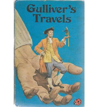 Gulliver's Travels Ladybird Series 740