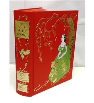 THE RED FAIRY BOOK.  Edited by Andrew  Lane