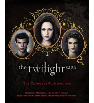The Twilight Saga The Complete Film Archive