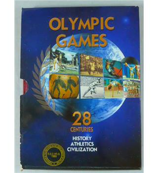Olympic Games: 28 Centuries - History Athletics Civilization