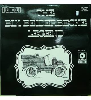 The Bix Beiderbecke Legend - Bix Beiderbecke - 731 036/037