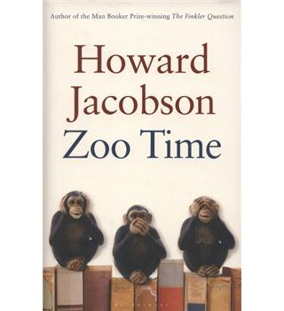 Zoo Time - Howard Jacobson - Signed Copy