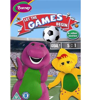 Barney - Let the games begin U