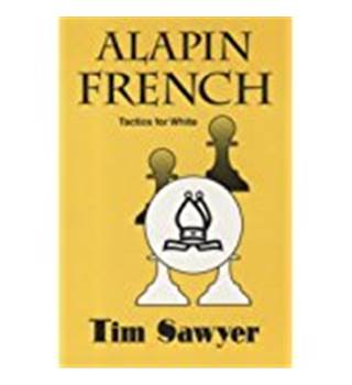 Alapin French - tactics for white