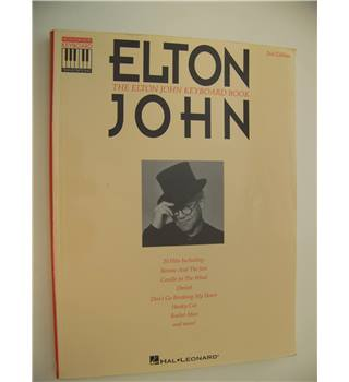 The Elton John keyboard book : Note-for-Note Keyboard Transcriptions