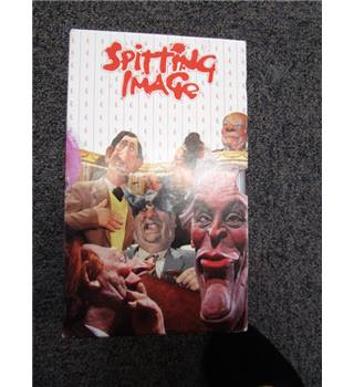 Spitting Image box set VHS 1. Rubber thingies 2. A floppy mass of of blubber 3. Spit - with polish