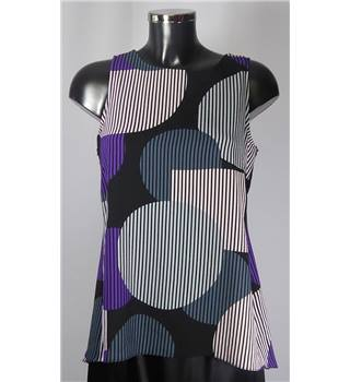 Ben de Lisi for Principles Top - Multicoloured - Size 10 Principles - Size: 10 - Multi-coloured - Sleeveless top