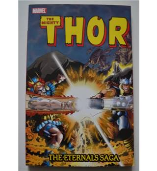 The Mighty Thor. The Eternals Saga