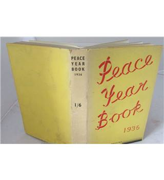 Peace Year Book 1936