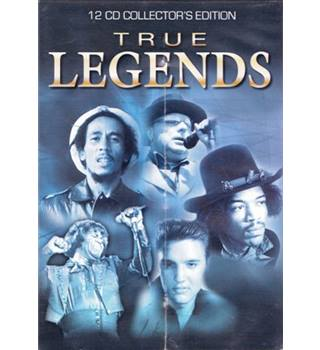 True Legends: 12 CD Collectors Edition [CD]