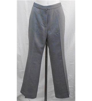 M&S grey trousers Size 14S