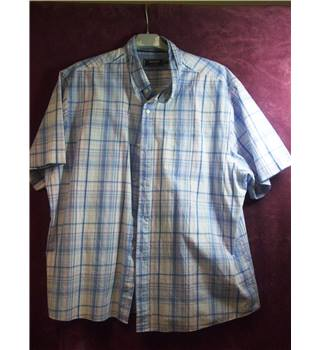 Maine mans shirt size XL Debenhams - Size: XL - Blue - Short sleeved
