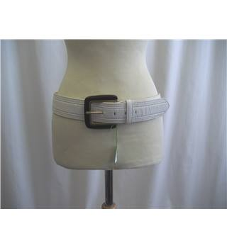 Sisley - Size: S - Cream / ivory - Belt